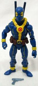 "Hasbro Marvel Legends Strong Guy BAF Series X-Men Deadpool 6"" Incomplete Figure"