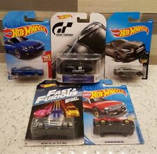 Hot Wheels Nissan GT-R Skyline Lot '82 R30 R34 Gran Turismo '17 R35 R33