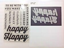 My Favorite Things Happy Everything Stamp Set and MFT Happy Duo Die-namics Dies