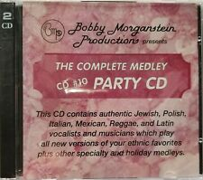 Bobby Morganstein-The Complete Medley Party CD #10 FACTORY SEALED