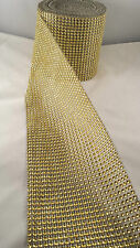 High Quality diamante rhinestone mesh for crafts DIY decor embellishment 1 metre