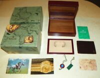 Original Rolex Box u. Booklet Set - Herren Unisex Medium Modelle - Ref. 53.00.01
