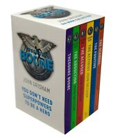 Theodore Boone Series 6 Books Collection Box Set By John Grisham Theodore Boone