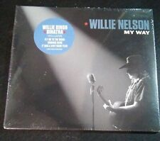 Willie Nelson - My Way CD New Sealed!