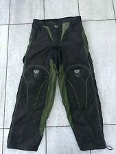 Proto Paintball Pants / Trousers / Bottoms Mens Size Medium Black / Green