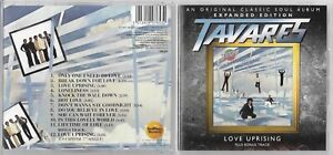 Tavares - Love Uprising - Scarce 2012 UK Expanded Edition 12 track CD