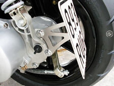 Portatarga laterale Longjia LJ50QT E F K 50cc50cc Scooter Tuning Scooter NUOVO