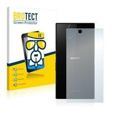 AirGlass VITRE PROTECTION VERRE pour Sony Xperia Z Ultra C6833 (Arrière)