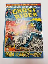 Marvel Spotlight #6 2nd Appearance & Origin of Ghost Rider 1972 Nice Copy