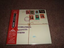 RACCOMANDATA RICEVUTA RITORNO - PER JAPANESE MINI LP CD TOP ITALIAN PROG