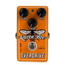 More details for caline cp-503 queen bee overdrive guitar effect pedal