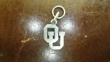 James Avery Sterling Silver OU Charm