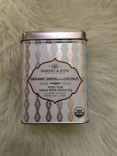 Harney & Sons Organic Green Tea With Coconut Iced Tea