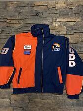 Tide Racing Team 50th Anniversary Ricky Rudd #10 Mens Windbreaker Jacket Fits M