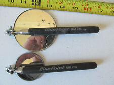 Aircraft Tools 2 Blue Point inspection mirrors