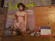 Kate Beckinsale Signed 10x12 Magazine Page Autographed COA PSA/DNA  Underworld