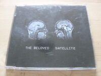 The Beloved:  Satellite     CD Single     NM