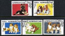 Azerbaijan 1996 - Puppies (5) CTO