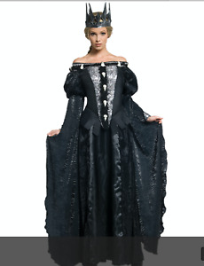 Witch or Snow White Queen Ravenna Costume, Wig & more. from SnowWhite/ Huntsman