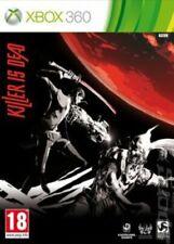 Killer is Dead: Fan Edition (Xbox 360) PEGI 18+ Beat 'Em Up: Hack and Slash