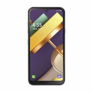 NEW - LG Total Wireless Premier Pro Plus, 32GB Black - Prepaid Smartphone 4G LTE