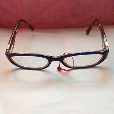 Tory Burch Eyeglasses TY 2009 844 Navy Tort 50-18-135