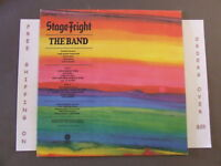 THE BAND STAGE FRIGHT ORIGINAL ISSUE LP SW-425