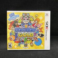 WarioWare Gold (Nintendo 3DS) Brand New