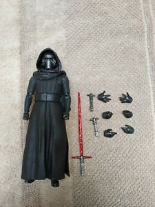 Authentic S.H. Figuarts Kylo Ren Star Wars The Force Awakens - US Seller