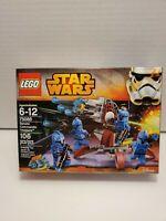 LEGO STAR WARS SENATE COMMANDO TROOPERS 75088 CLONE BRAND NEW SEALED BOX