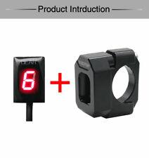 Digital Gear Indicator LED Shift Level Sensor For Honda Kawasaki Suzuki Yamaha