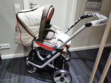 Gesslein Kinderwagen M4 inklusive C1 - Lift Tragetasche Buggy Baby