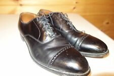 Alden 901 Black Oxford Dress Shoes 13 AA/B Made USA