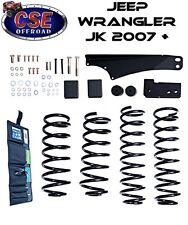 "ORV 2.5-3.5"" Lift Kit W/O Shocks Jeep Wrangler JK 2007-16 18401.50 Rugged Ridge"