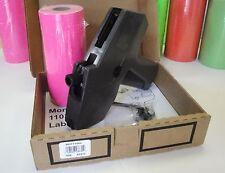 Monarch 1110 Price Gun with PINK labels 1 sleeve=17M -1110 price gun