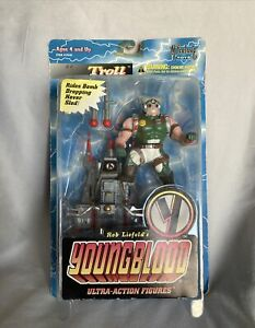 Rob Liefeld's YOUNGBLOOD Ultra Action Figure TROLL 1995 McFarlane Toys New