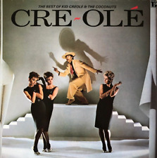 KID CREOLE AND THE COCONUTS - Cre~Olé: The Best Of Kid Creole & The Coconuts LP