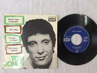 Tom Jones * What's New Pussycat * EP 45 Tours * Decca 457088 * NM