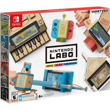Nintendo LABO Variety Kit for Nintendo Switch New NIB Fast Shipping Sealed Mint