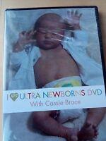 Reborn Ultra Neugeborene mit Cassie Klammer (Neu Versiegelt)