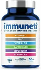 Immuneti - Advanced Immune Defense, 6-in-1 60 CT FREE SHIPPING