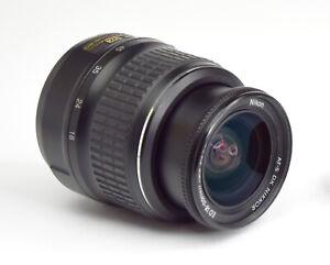 Nikon AF-S DX NIKKOR SWM ED 18-35mm f/3.5-5.6 II Lens, as-is for parts -  A