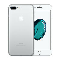 Apple iPhone 7 Plus Silver 32GB 128GB 256GB Factory Unlocked Smartphone