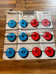 Nintendo Power Pad NES Original Tested & Functional!