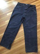 EUC Polo Ralph Lauren Mens Hiking Camping Cargo Pants Vintage Patina Dye 36 X 31