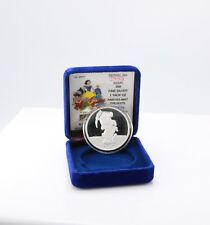 RARE Vintage 1987 SNEEZY 1oz 999 Silver Rarities Mint Coin