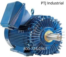 400 hp electric motor 587U 3 phase 1800 rpm crusher severe duty