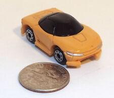 Small Micro Machine Plastic Mitsubishi SHR in Light Tan