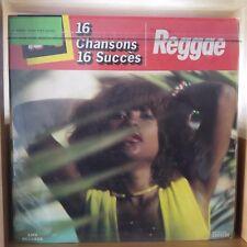 "Various – 13 + 3 16 Chansons 16 Succès Reggae (Vinyl, 12"", LP, Compilation)"