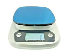 Digital LCD Electronic Kitchen Household Weighing Food Cooking Scales 10KG *83